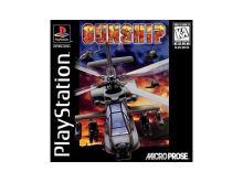 PSX PS1 Gunship