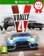 Xbox One V-Rally 4 (nová)