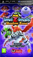 PSP Invizimals: Shadow Zone (Nová)