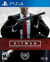 PS4 Hitman: Definitive Edition (nová)