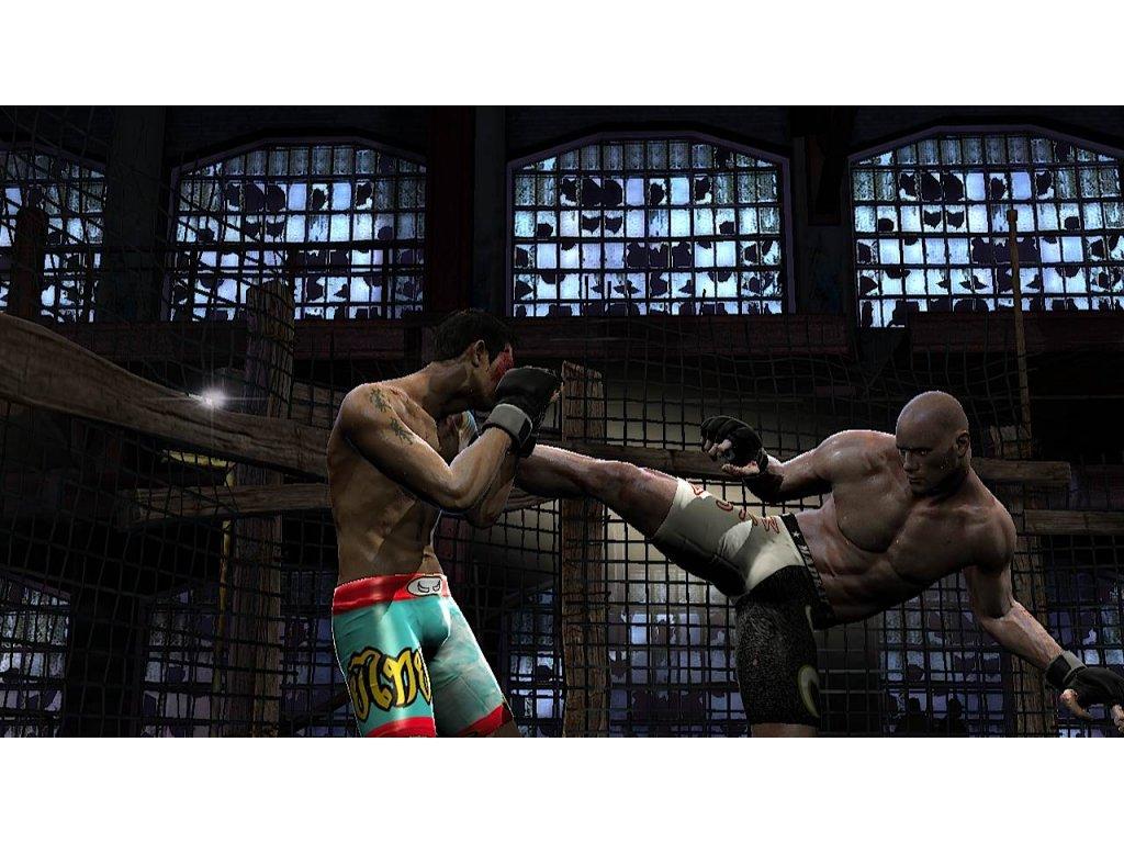 PS3 Supremacy MMA