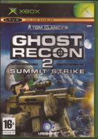 Xbox Tom Clancys Ghost Recon 2 Summit Strike