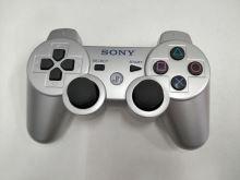 [PS3] Bezdrôtový Ovládač Sony Dualshock - strieborný (rôzne estetické vady)