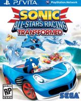 PS Vita Sonic And All Stars Racing Transformed
