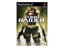 PS2 Tomb Raider Underworld