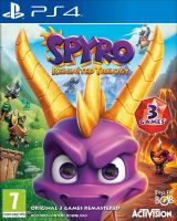 PS4 Spyro reignited Trilogy (nová)