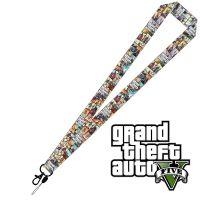 Kľúčenka GTA 5 Grand Theft Auto V (nové)