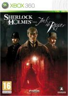 Xbox 360 Sherlock Holmes Vs Jack The Ripper - Jack Rozparovač (bez obalu)