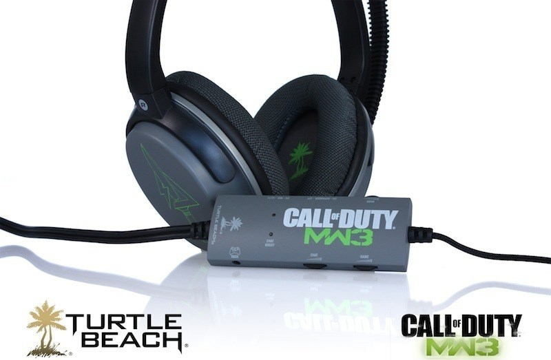 [PS3 | Xbox 360 | PC] Turtle Beach Ear Force Foxtrot Call of Duty MW3 Gaming Headset