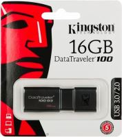 Kingston DataTraveler 100 G3 16GB (DT100G3 / 16GB) (nová)