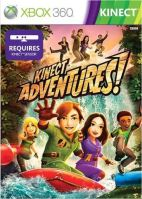Xbox 360 Kinect Adventures (Bez obalu)
