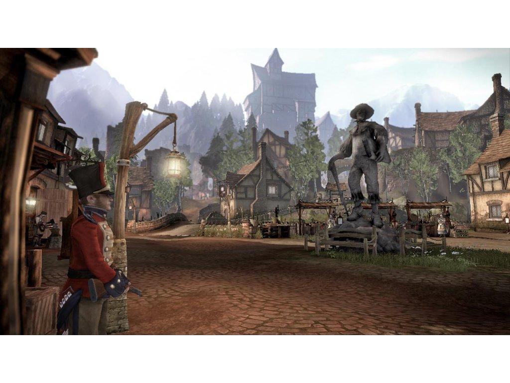 Xbox 360 Fable 3 (DE)
