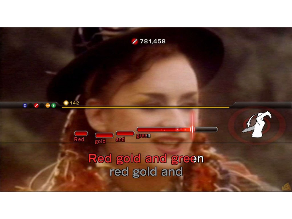 Xbox 360 Lips