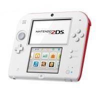 Nintendo 2DS červenobiele (estetická vada)