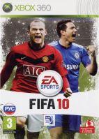 Xbox 360 FIFA 10 (DE) (bez obalu) (Gambrinus liga)
