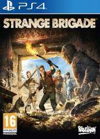 PS4 Strange Brigade (nová)