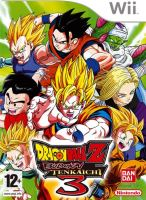 Nintendo Wii Dragon Ball Z Budokai Tenkaichi 3
