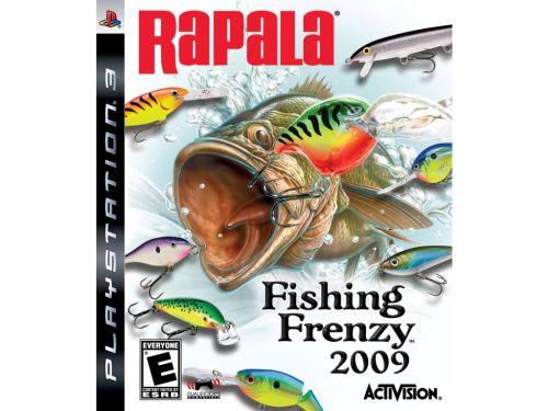 PS3 Rapala Fishing Frenzy 2009