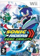 Nintendo Wii Sonic Riders Zero Gravity