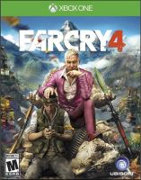 Xbox One Far Cry 4 (CZ)