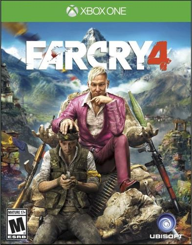 Xbox One Far Cry 4 (CZ)