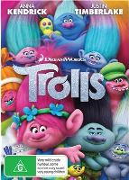 DVD Film Trolls