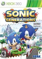 Xbox 360 Sonic Generations (nová)