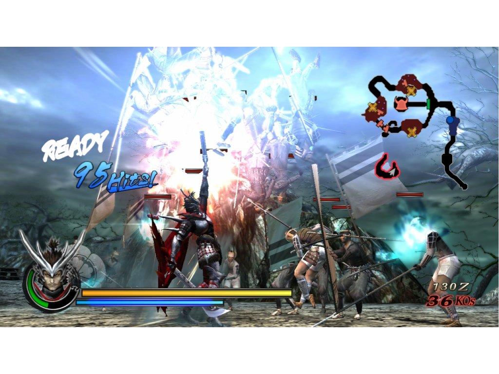 PS3 Sengoku BASARA: Samurai Heroes