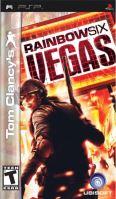 PSP Tom Clancys Rainbow Six Vegas