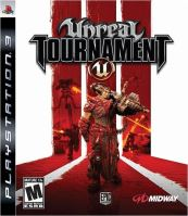 PS3 Unreal Tournament 3 (nová)