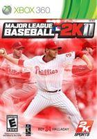 Xbox 360 MLB Major League Baseball 2K11
