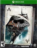 Xbox One Batman Return to Arkham