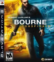 PS3 The Bourne Conspiracy
