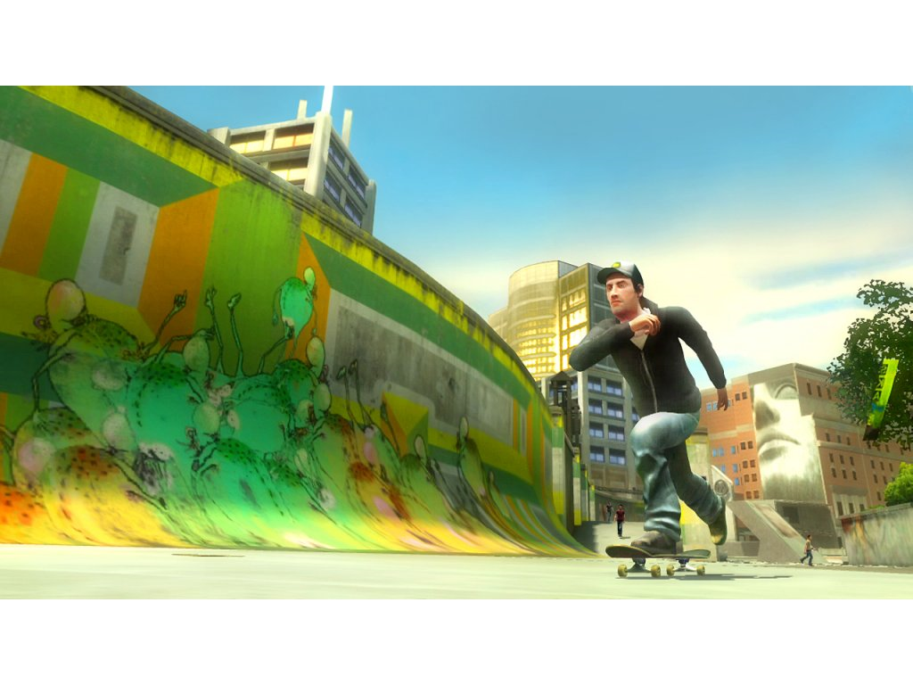 Xbox 360 Shaun White Skateboarding