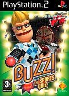PS2 Buzz! - Športové Kvíz (DE)