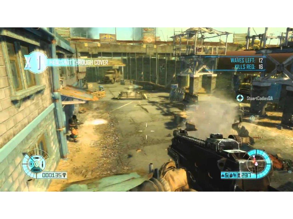 Xbox 360 Bodycount