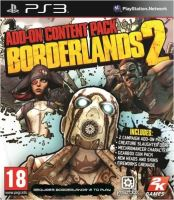 PS3 Borderlands 2 - Add-On Content Pack