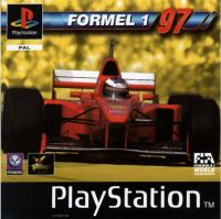 PSX PS1 Formula 1 97