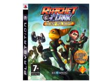 PS3 Ratchet And Clank Quest For Booty