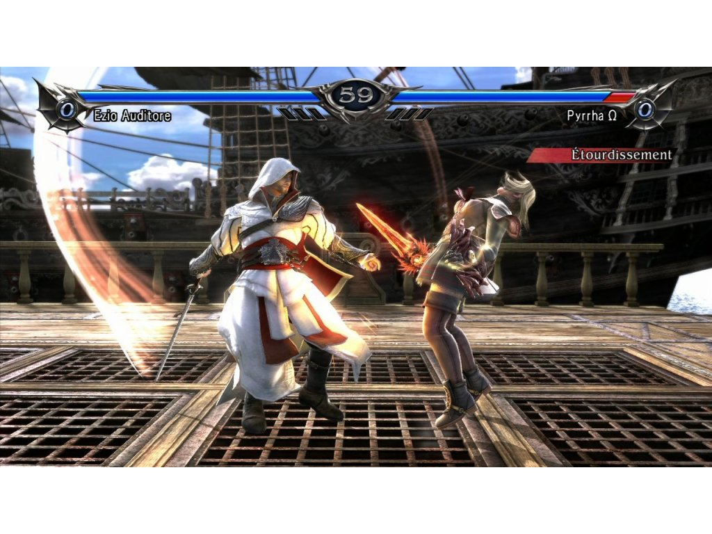 Xbox 360 SoulCalibur 5