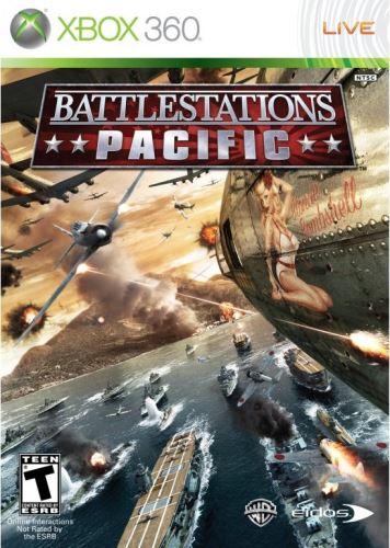 Xbox 360 Battlestations Pacific