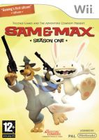 Nintendo Wii Sam and Max Season One