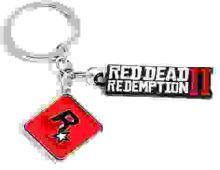 Prívesok na kľúče Red Dead Redemption 2 (nový)