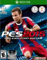 Xbox One PES 15 Pro Evolution Soccer 2015