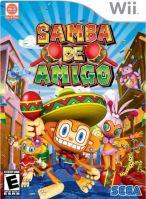 Nintendo Wii Samba de Amigo
