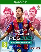 Xbox One eFootball PES 20 Pro Evolution Soccer 2021 (nová)
