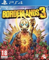 PS4 Borderlands 3 (nová)