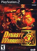 PS2 Dynasty Warriors 3