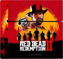 [PS4] Polep Red Dead Redemption 2 - rôzne typy konzoly (nový)
