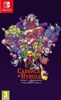 Nintendo Switch Cadence of Hyrule Crypt of the NecroDancer featuring The Legend of Zelda